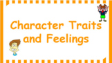 Google Classroom- Character Traits and Feelings Passages a