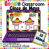 Google Classroom Cinco de Mayo Addition
