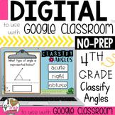 Google Classroom Classify Angles