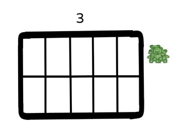 Counting Bears with Ten Frames- GOOGLE CLASSROOM ACTIVITY