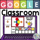 Google Classroom Counting Pattern Blocks