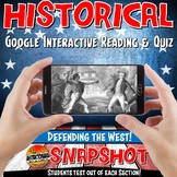 Google Classroom Defending the West History Snapshot Inter