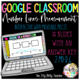 Google Classroom Digital Adding and Subtracting on a Numbe