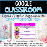 Graphic Organizers for Google Classroom
