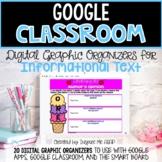 Digital Graphic Organizers for Google Non Fiction
