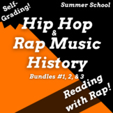Summer School Reading Lesson Plans Hip Hop History Thematic Unit