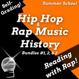 Fun Summer School Reading Activities History of Hip Hop Le
