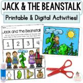 Jack & the Beanstalk   Digital Google™ Slides & Printable