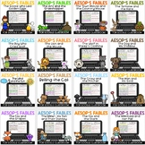 Digital Reading Comprehension Passages and Questions 2nd Grade