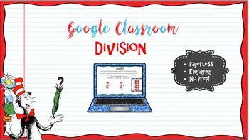 Google Slides Division: Interactive Practice