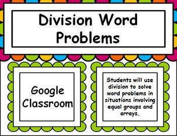Google Classroom Division