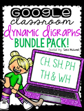 Google Classroom Digraph BUNDLE for CH, PH, SH, TH and WH