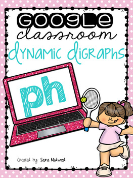 Google Classroom Dynamic Digraphs: The PH Digraph