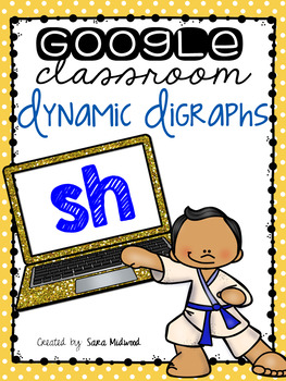 Google Classroom Dynamic Digraphs: The SH Digraph