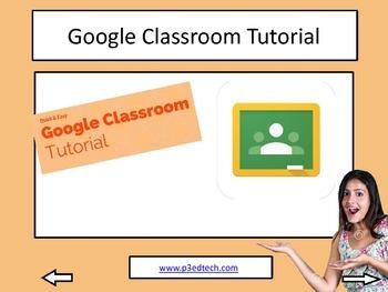 Google Classroom E-book