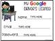Google Classroom EDITABLE driver's license FREEBIE
