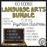Google Classroom Activities for Kindergarten   BUNDLE   EL