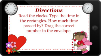 Google Classroom: Elapsed Time Activity