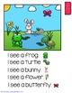 "Google Classroom Emergent Reader ""The Pond"""