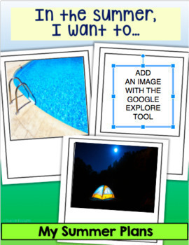 Google Classroom Activities END OF YEAR MEMORY BOOK 2nd & 3rd grade