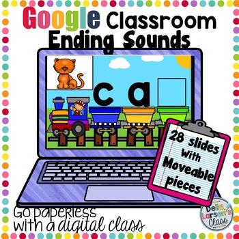 Google Classroom Ending Sounds on a Train