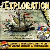 Google Classroom Exploration Complete Unit: Age of Explora