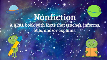 Google Classroom: Fiction or Nonfiction