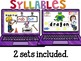 Google Classroom First Grade Syllables