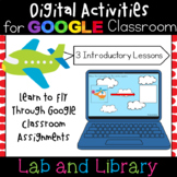 Flight School: Introductory Lessons for Primary Students using Google Classroom