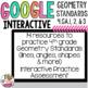 Google Classroom Geometry Bundle