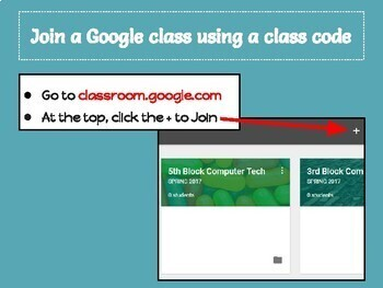 Google Classroom - Getting Started FOR STUDENTS - FREE LIFETIME UPDATES