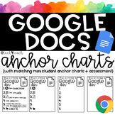 Google Classroom - Google Docs Anchor Chart - Assessment