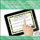 Distance Learning  Google Classroom™ Hatchet Novel Study Self-Checking Digital