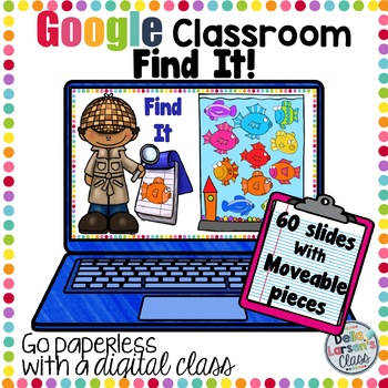 Google Classroom Hidden Picture