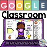 Google Classroom Identifying Coin Values - With Easel