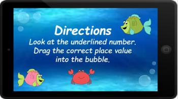 Google Classroom: Interactive 12 Digit Place Value Activity