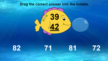 Google Classroom- Interactive 2 Digit Addition Regrouping