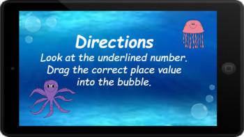 Google Classroom: Interactive 3 Digit Place Value Activity