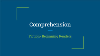 Google Classroom: Interactive Comprehension Passages and Questions