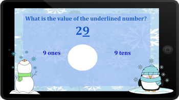 Google Classroom: Interactive Place Value 2 Digit