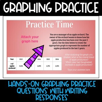 Google Classroom Interactive Slides: Intro to Graphing Part 2