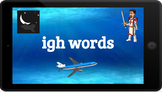 Google Classroom: Interactive igh Word Work Activity