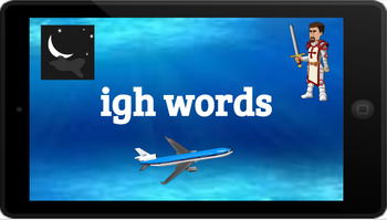 Google Classroom: Interactive igh Word Work Activity