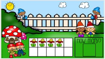 Google Classroom Kindergarten FREEBIE