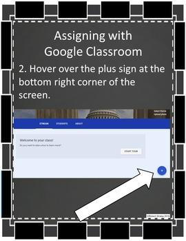 Google Classroom LIFE SCIENCE Digital Notebook