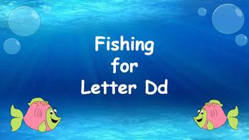Google Classroom: Letter Dd