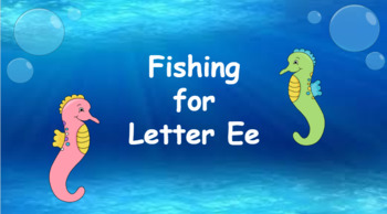 Google Classroom: Letter E