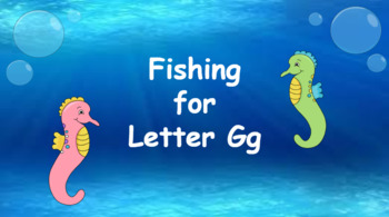 Google Classroom: Letter G