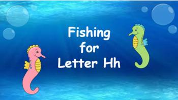 Google Classroom: Letter H