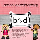 Google Classroom Letter Identification Game for Reversing